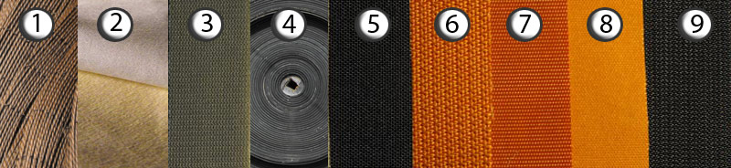 Heavy Duty Industrial Fabric | Heavy Duty Truck Cover Tarpulin Fabric | Seatbelt Fabric | Waterproof Textile Fabric